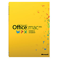 microsoft office home and student 2011 for mac traditional