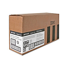 IBM 28P2420 Black Toner Cartridge