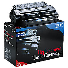IBM 75P5160 HP C4182X Black Toner