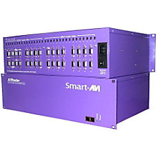 SmartAVI AV16X16AS Video Switch