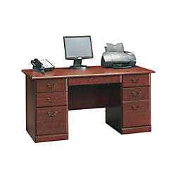 Sauder Heritage Hill Executive Desk 29