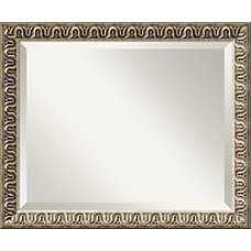Amanti Art Argento Wall Mirror Medium