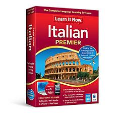 Learn It Now Italian Mac Download