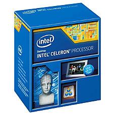 Intel Celeron G1840 Dual core 2