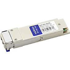 AddOn Cisco QSFP 40G LR4 Compatible