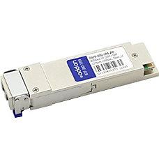 AddOn Cisco QSFP 40G LR4 Compatible