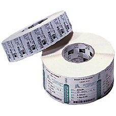 Zebra Label Polyester 2 x 1in