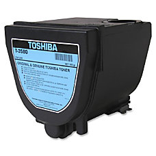 Toshiba Black Toner Cartridge Black 10000