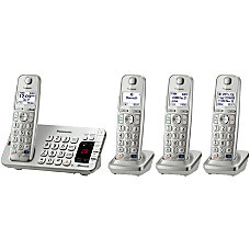 Panasonic Link2Cell KX TGE274S DECT 60