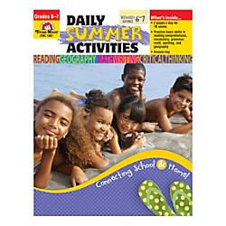 Evan Moor Daily Summer Activities Moving