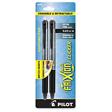FriXion 7mm Clicker Erasable Gel Pens