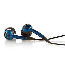 iFrogz™ EarPollution™ Plugz, Blue