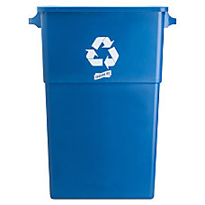 Genuine Joe Recycling Container 30 H