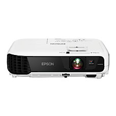 Epson XGA 3LCD Projector EX5240