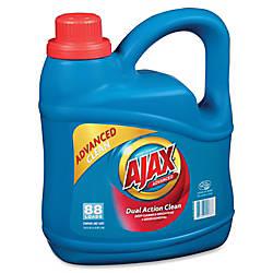 Ajax Advanced Liquid Laundry Detergent 1