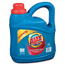 Ajax Advanced Liquid Laundry Detergent 1