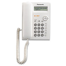 Panasonic KX TSC11W Integrated Telephone System