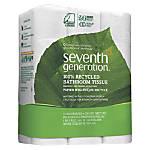 Seventh Generation 2 Ply Bathroom Tissue