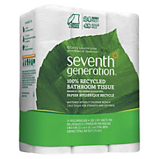 Seventh Generation Recycled Bathroom Tissue 2