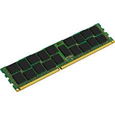 Kingston 16GB 1600MHz Reg ECC Low