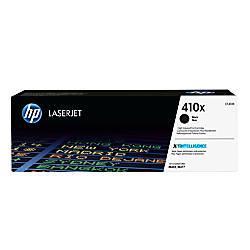 HP LaserJet 410X High Yield Black