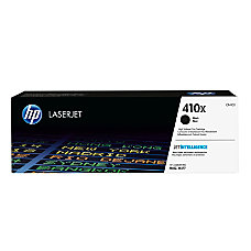 HP LaserJet 410X High Yield Black