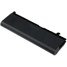 Toshiba Extended Capacity Notebook Battery