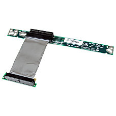 StarTechcom PCI Express x4 Left Slot