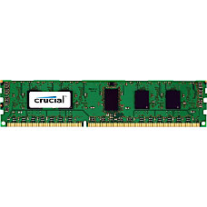 Crucial 2GB 240 pin DIMM DDR3