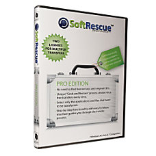 Anovasoft SoftRescue Pro Edition