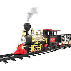 MOTA Holiday Train with Smoke and