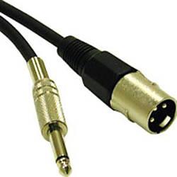 C2G 50ft Pro Audio XLR Male