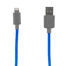 iHome Lightning Charge Sync Cable For