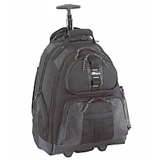 Targus Rolling Backpack 19 12 H