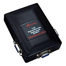 QVS VGAQXGA Compact Video Distribution Amplifier