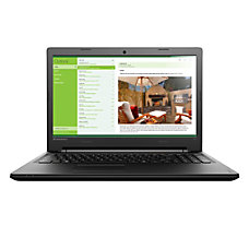 Lenovo IdeaPad 100 Laptop 156 Screen