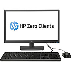 HP All in One Zero Client