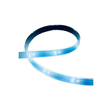philips lightstrip plus by office depot officemax. Black Bedroom Furniture Sets. Home Design Ideas