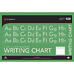 FORAY Chart Tablet 1 12 Ruled