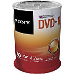 Sony DVD Recordable Media DVD R