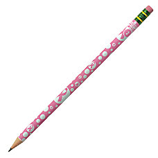 Ticonderoga Breast Cancer Awareness Pencils 2