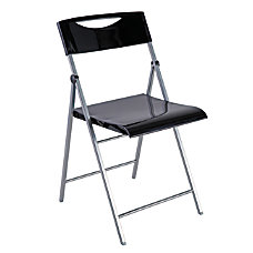 Alba CPSMILE Chair Black Set Of