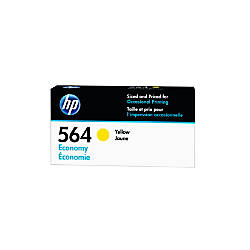 HP 564 Economy Yield Yellow Ink