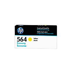 HP 564 Economy Yield Yellow Ink