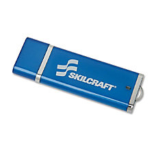 USB Flash Drive With 256 Bit