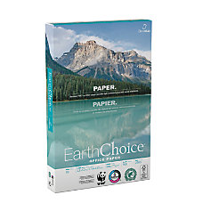 Domtar EarthChoice Office Paper Ledger Paper