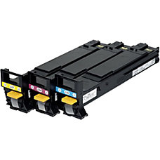 Konica Minolta High Capacity Color Toner
