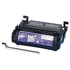 Lexmark 1382920 Return Program Black Toner