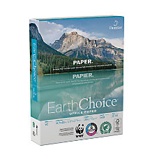 Domtar EarthChoice Office Paper 8 12