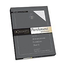 Southworth P974CK336 Parchment Paper Letter 850